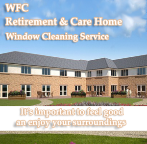 Care Home Window Cleaning Service