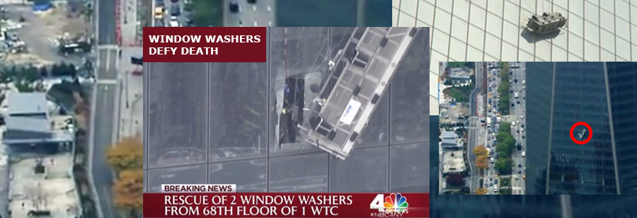 window cleaning dangerous job
