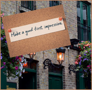 First Impressions of your Business Counts
