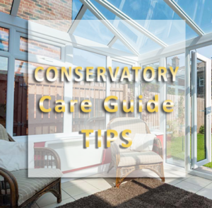 CONSERVATORY CLEANING GUIDE BURNLEY