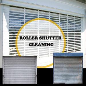 rollers shutter-cleaning