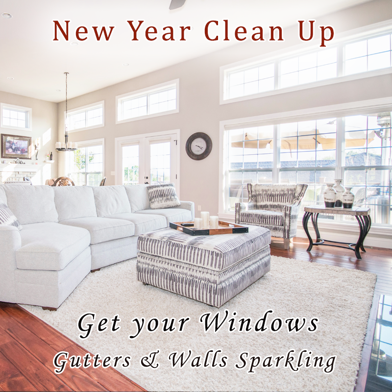 2019 window cleaning & gutter cleaning