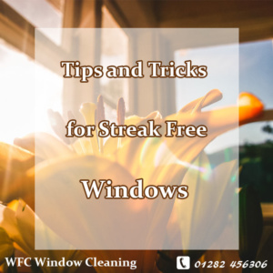 Tips and Tricks for Streak Free Windows