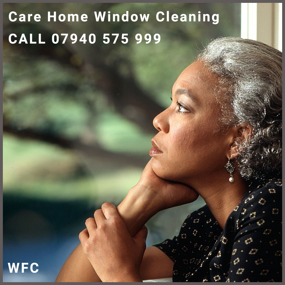 CARE HOME WINDOW CLEANING SERVICES